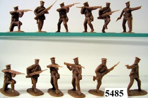 Armies In Plastic 5485 Russian Army 1904-1905 Plastic Figures//Wargaming Kit