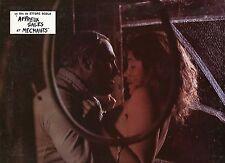 NINO MANFREDI BRUTTI, SPORCHI E CATTIVI 1976  VINTAGE PHOTO LOBBY CARD N°4
