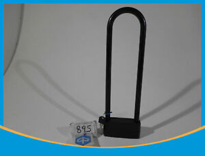 LUCCHETTO AD ARCO CON CHIAVE LOCK ARC KEY WITH KEY 100X3540mm NUOVO UNIVERSALE