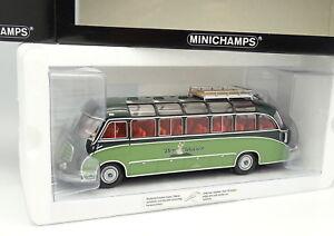 Reisen S8 1 Le Setra Minichamps Walser 43 Autocar Voiture w8qX6R