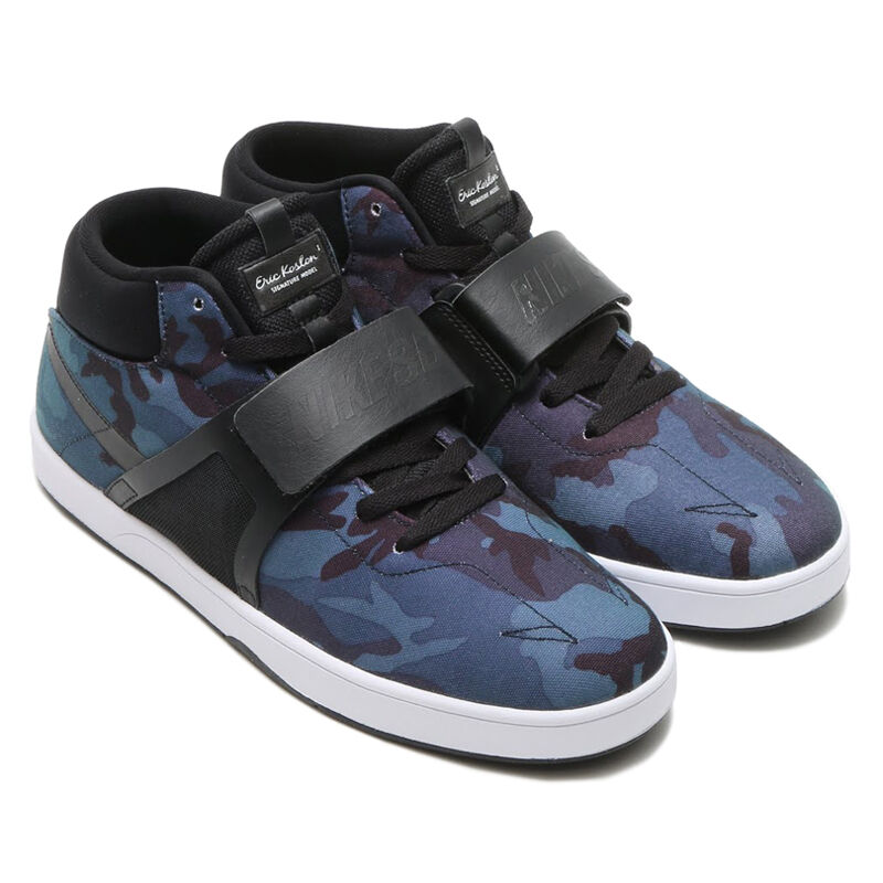 Nike Eric Koston Mid Premium SB Camo Mens Trainers Skateboard Comfortable Wild casual shoes
