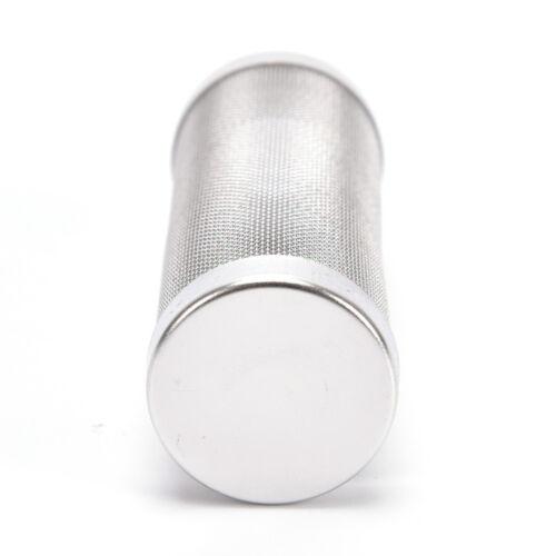 durable stainless steel filter mesh aquarium filter guard fish shrimp 12mm16mmBH