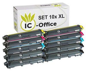 10x-TONER-fuer-BROTHER-Drucker-HL3172CDW-3142-MFC9142CDN-MFC9332CDW-MFC9342CDW-XL