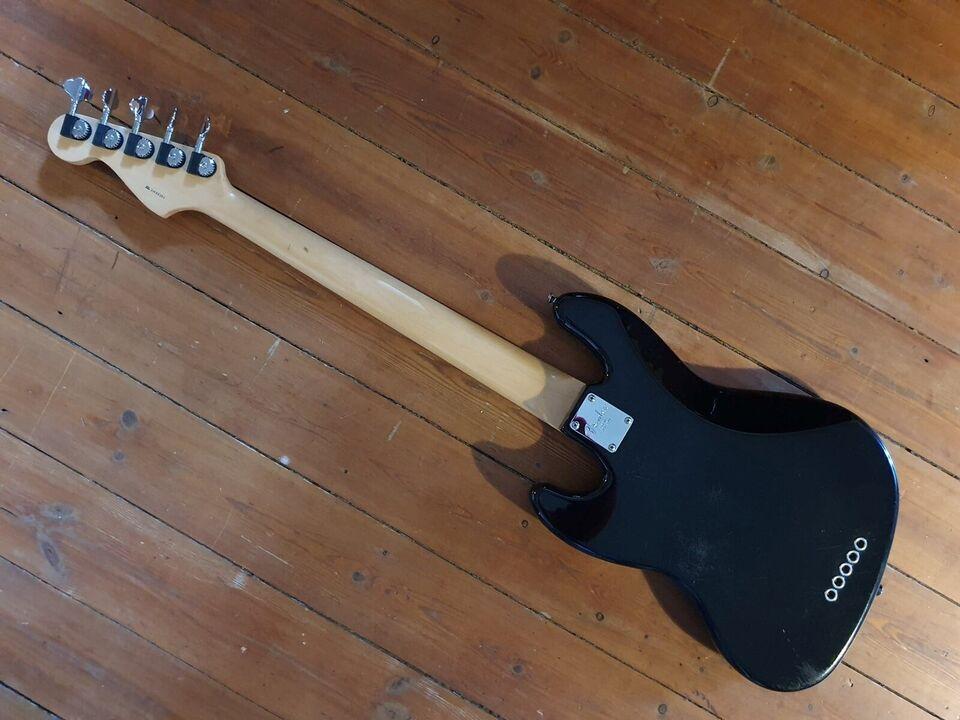 Elbas, Fender (US) American jazz bass V