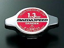JDM Radiator Cap MAZDA SPEED Calsonic Radiator Type RED Color QA1D 15 205 JAPAN