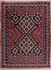 Afshar Teppich Orientteppich Rug Carpet Tapis Tapijt Tappeto Alfombra Magisch