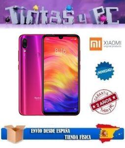 Dettagli Su Xiaomi Redmi Note 7 64gb Rojo 4gb Ram Snapdragon 660 Version Global En Espanol