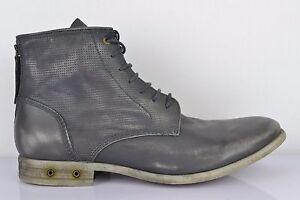Diesel-Chron-fermeture-eclair-noir-chaussures-bottes-bottes-bottes