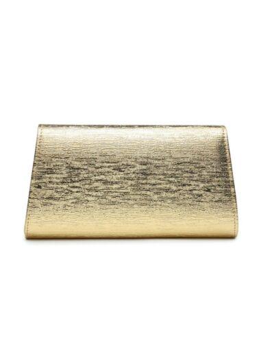 NUOVA linea donna Donna Diamante Dettaglio Catena Cinturino Da Sera Clutch Bag Purse