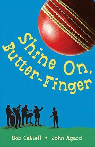 Shine on Butter-Finger, Cattell, Bob, Very Good, Paperback