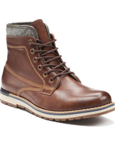 5d8822dcbf5 Men's SONOMA Watkins Boots Shoes Bayport Sheldon Joshua Atkins Danial Tan