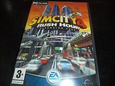 Sim City 4: Rush Hour Expansion Pack    pc game