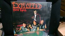 THE EXPLOITED - Horror Epics LP (Wattie) Don't Forget The Chaos Maggie Punk Rock