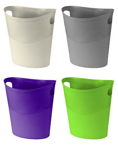 10-Litre-Bin-Bright-Coloured-Waste-Bin-Multi-Purpose-Storage-Bin-Flexi-Bin