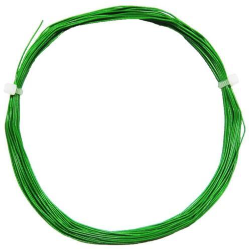 0,22 €//M 10m Braid Green 0,5mm//0,04mm² dekoderlitze CU mtg Cable Flexible
