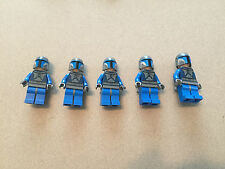 LEGO Star Wars Mandalorian Trooper minifigure lot of 5 Jetpack Clone minifig