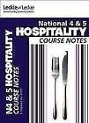 National 4/5 Hospitality Course Notes von Edna Hepburn, Lynn Smith und Leckie & Leckie (2013, Taschenbuch)