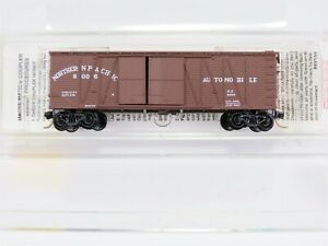 N-Scale-MTL-Micro-Trains-29030-NP-Northern-Pacific-40-039-Box-Car-8006-RTR-Model