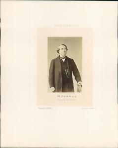 Corps-Legislatif-France-Hippolyte-Perras-1804-1870-depute-du-Rhone-Vintage-a