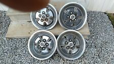 4 Oem Ford 14 Mag Hub Caps Wheel Covers 1970 71 Mustang Torino Fairlane
