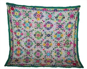 AUTHANTIC-68-034-X-64-034-HEAVY-MIRROR-EMBROIDERY-RABARI-WALL-TRIBAL-HANGING-TAPESTRY