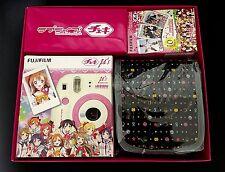 Love Live! School Idol Project Camera Special Set Instax Mini 8+ μ's Design rare