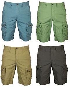 JACK /& JONES Mens Combat Shorts Cargo Chinos Summer Cotton Half Pants S M L XL