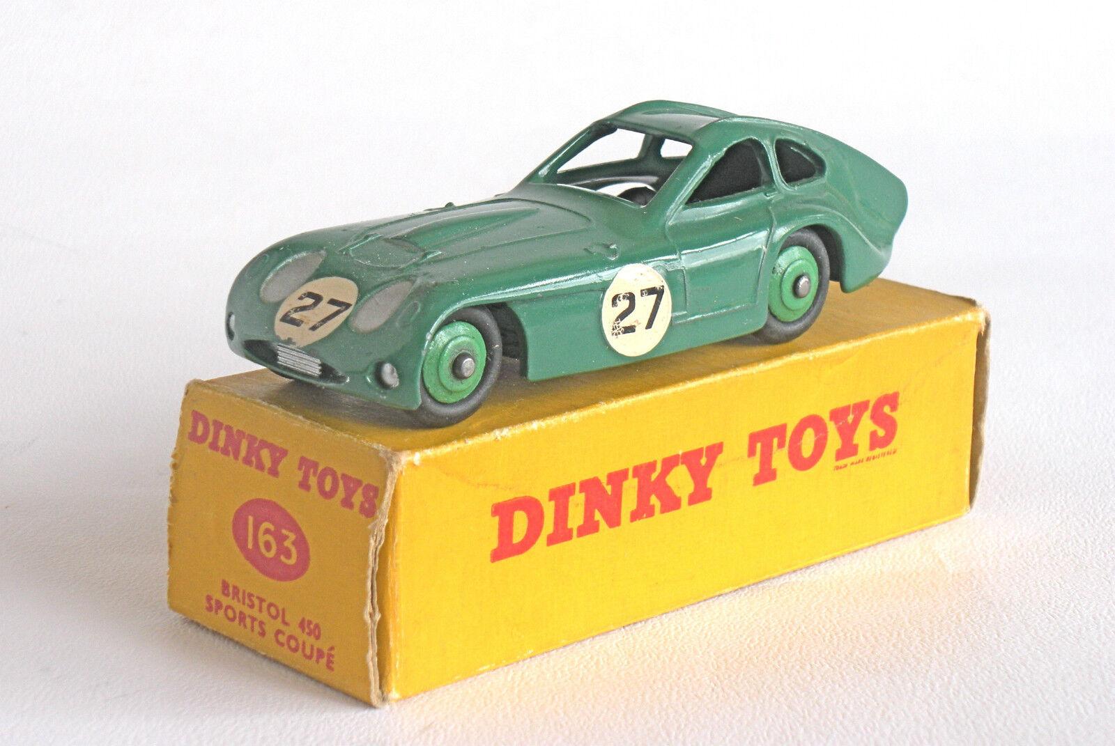 DINKY TOYS 163 Bristol 450 coupé de Sport-VNMB