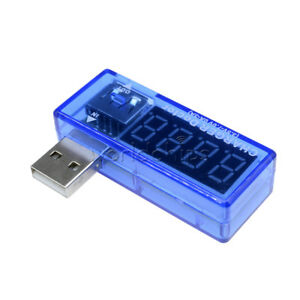 USB-Charger-Doctor-Voltage-Current-Meter-Mobile-Battery-Tester-Power-Detector-WC