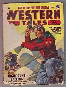 Fifteen-Western-Tales-Sep-1948-Pulp-Joe-Archibald-Talmage-Powell-Wallace-Umphrey