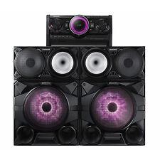 "Samsung MX-HS7000 2300W Giga Sound System 12"" Woofers Bluetooth CD USB Port"