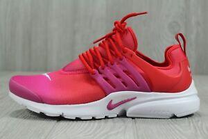 super popular 9a6da f4cf4 34 Nike Air Presto Running Shoes Womens Size 6, 8, 10 Red ...