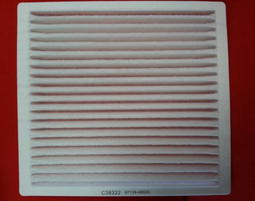 C38222 AC CABIN AIR FILTER For Lexus IS300 LS400 RX300 Fast Ship!