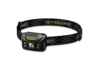Offen Nitecore Nu30 Outdoor Military Headlight Stirnlampe 400 Lumen Schwarz ZuverläSsige Leistung