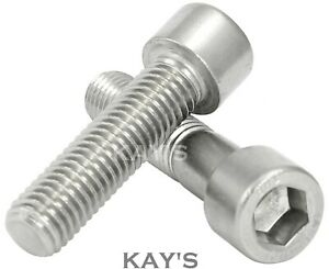 Pack of 25 Hex Head Bolt A2 Stainless Steel M8 8mm x 55mm