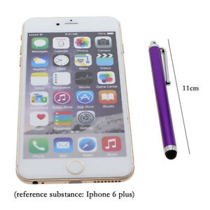 sports shoes fb605 9c444 Details about Universal Capacitive Touch Screen Stylus Pen For iPhone  X/7/8/8 Plus iPad Tablet