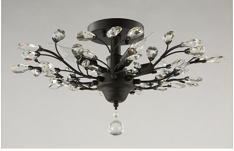 Lampadari da soffitto illuminazione da interno plafoniera con led