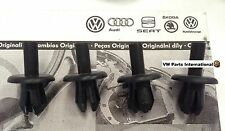 4x VW GOLF MK3 Inner Arch to Bumper Fixing Clips Spreader Rivets VR6 GTI 8v 16v