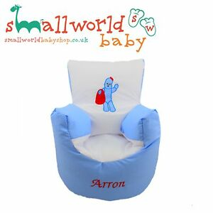 Personalised-In-The-Night-Garden-Iggle-Piggle-Bean-Bag-Chair-NEXT-DAY-DISPATCH