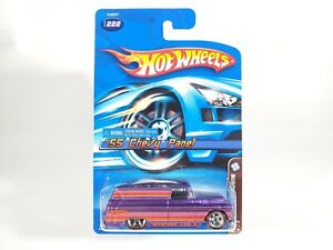 Hot-Wheels-MYSTERY-CAR-039-55-Chevy-Panel-Truck-Brand-New-NOC-w-Protecto-1-64