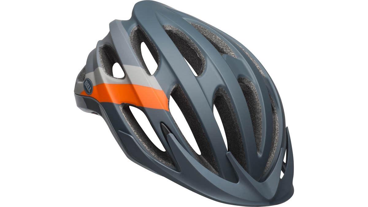 Bell Drifter MIPS XC MTB Fahrrad Helm grey orange 2019
