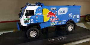 de moda Kamaz 4326 2015 Dakar Raro Diecast Escala Escala Escala 1 43 Nuevo Con Revista Y Soporte  comprar marca