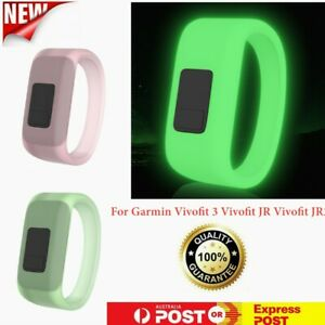 Luminous-Watch-Band-Strap-For-Garmin-Vivofit-3-Vivofit-JR-Vivofit-JR2-Small-larg