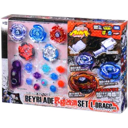 TAKARA TOMY  Beyblade BB98 L-Drago Ver. Ultimate Remodeling Set Japan-ThePortal0