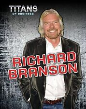 Richard Branson (Titans of Business),Fertig, Dennis,New Book mon0000058420