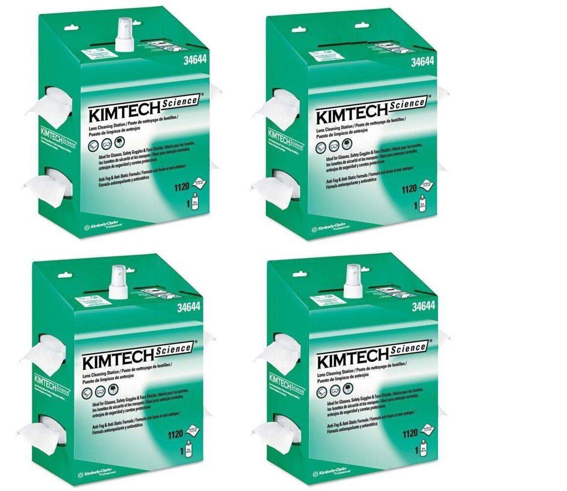 "02d7ee99670 Kimberly-Clark Kimtech Scienceâ""¢ Kimwipesâ""¢ Lens Cleaning Station ..."