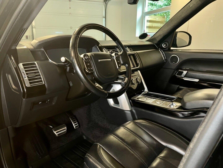 Land Rover – Range Rover