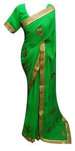Caricamento dell immagine in corso Donna-Bollywood-moda-festa-a-tema-INDIANO -SARI- 5e623047bd2