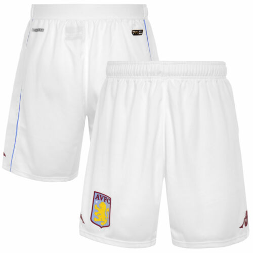 Aston Villa Home Stadium Sports Football Training Summer Shorts 2020-21