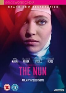 Nuovo The Nun, DVD
